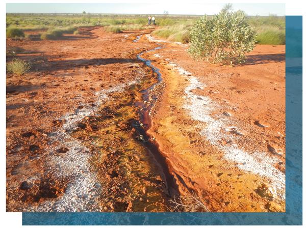 Geochemistry Field Image